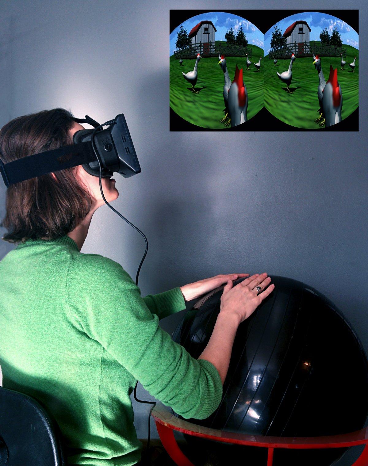 Virtual Free Range