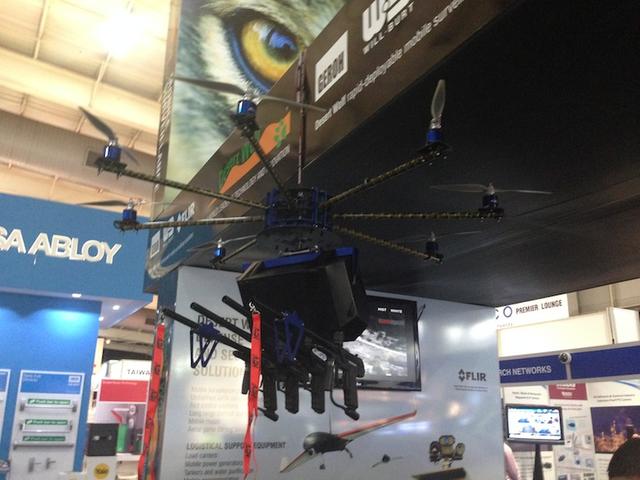 Miner Drone
