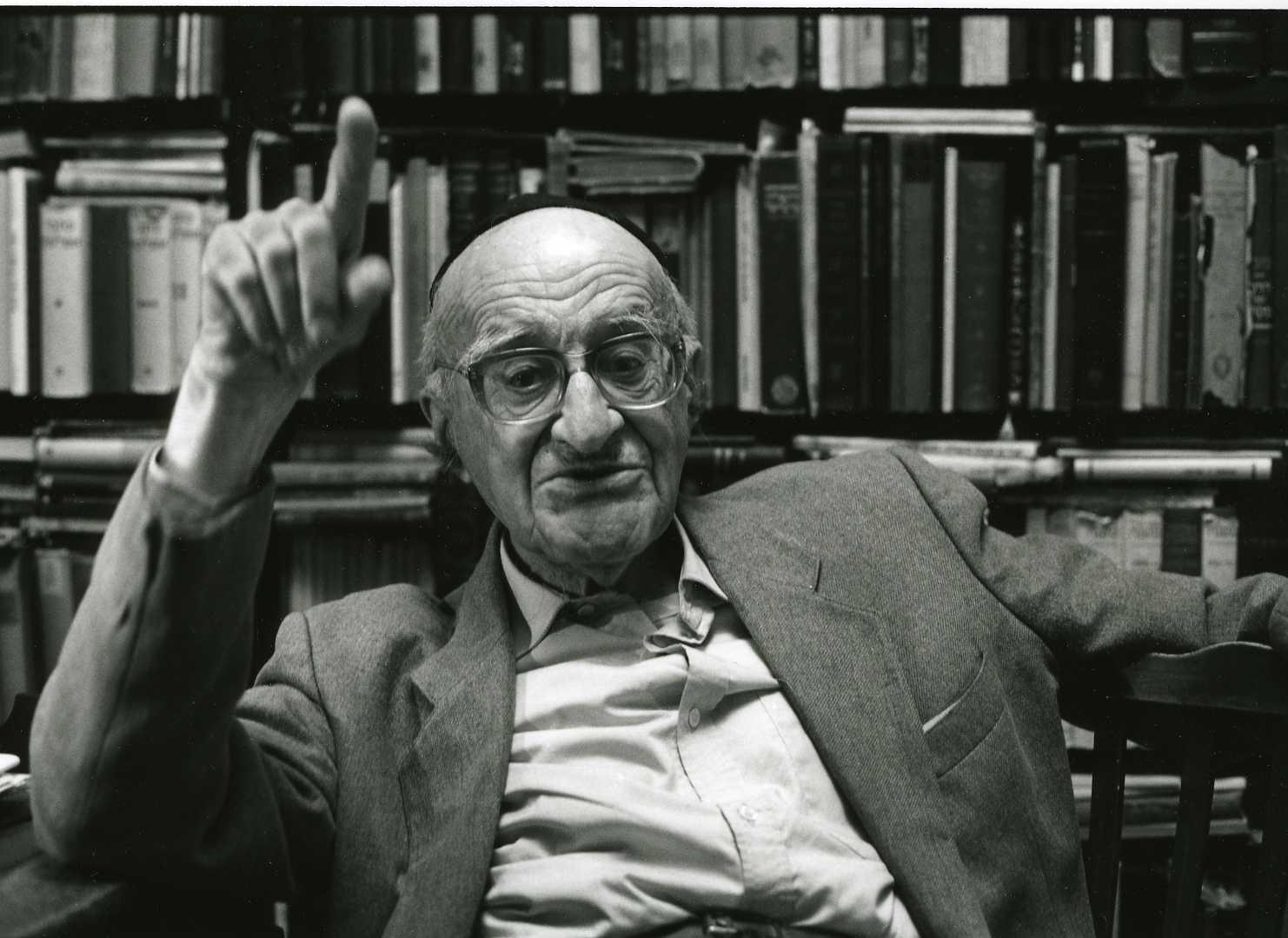 Yeshayahu Leibovitz